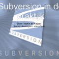 Subversion presentation