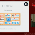 High quality live broadcasting with PHP