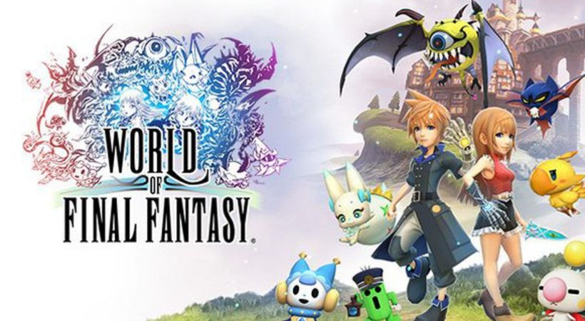Transfigurations in World of Final Fantasy